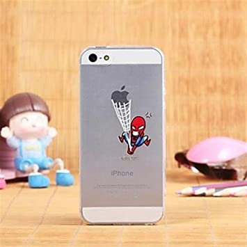 coque spider man iphone 6