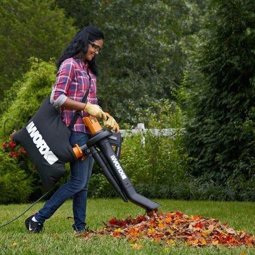 Lawn & Garden Leaf Blower Mulcher Vacuum Yard TriVac 3-in-1, Outdoor