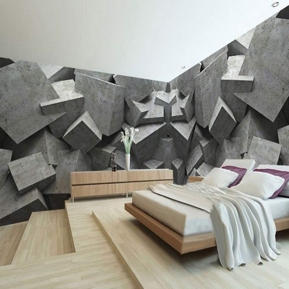 ZHENSI Fondos De Pantalla 3D Diseño De La Personalidad Mural Papel ...