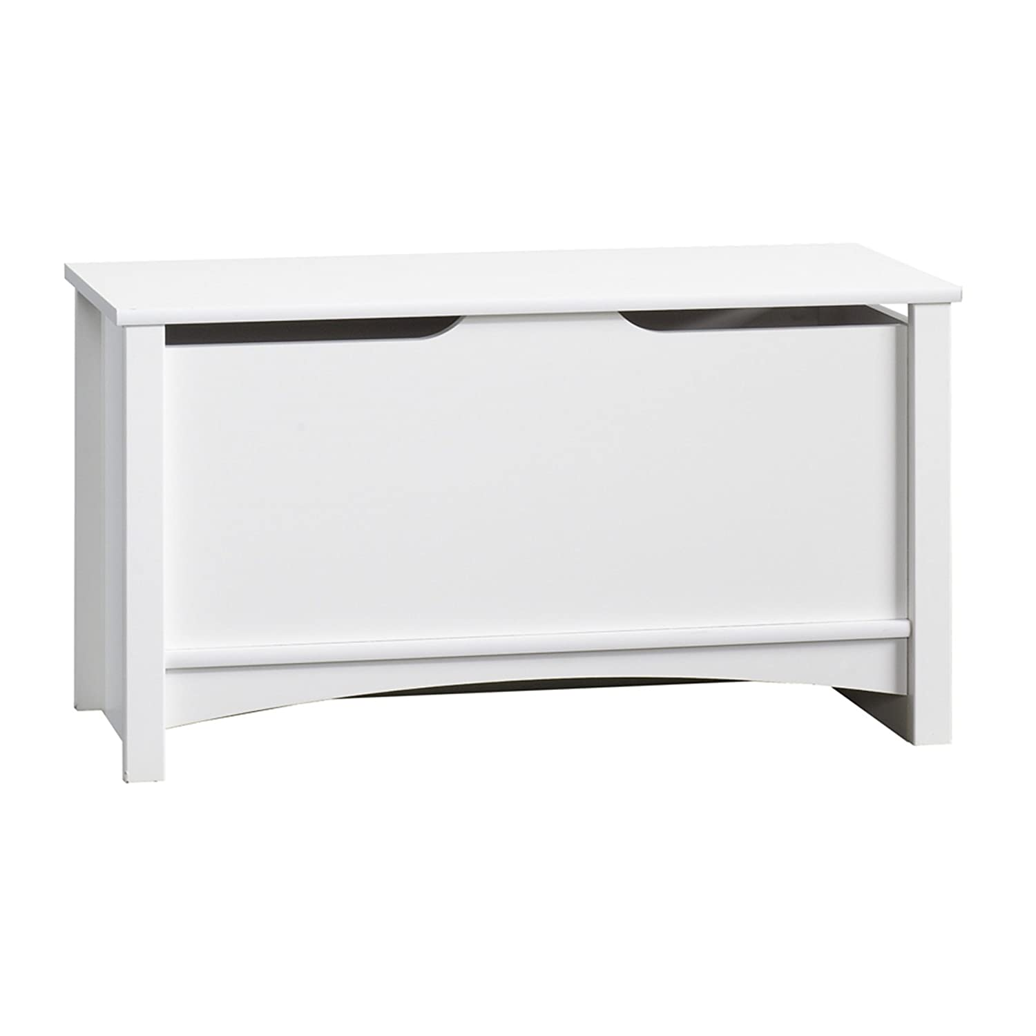 Child Craft Ready-to-Assemble Storage Chest, White Foundations F04711.46