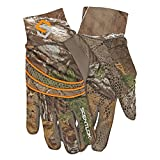 Scentlok Men's Savanna Lightweight Shooters Gloves, Realtree Xtra, Small/Medium
