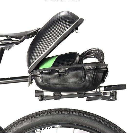 CARACHOME Alforja Bici, Bolsa De Bicicleta Multifunción 3L ...