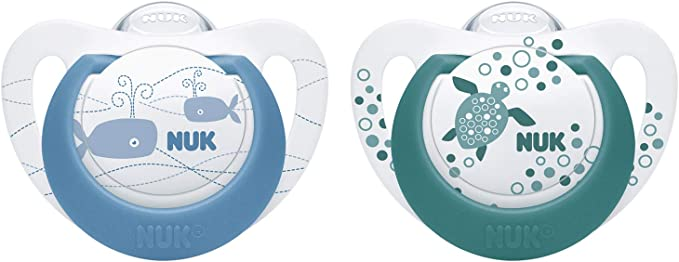 Chicco Physio Soft Schnuller transparent 0-6 Monate NEU