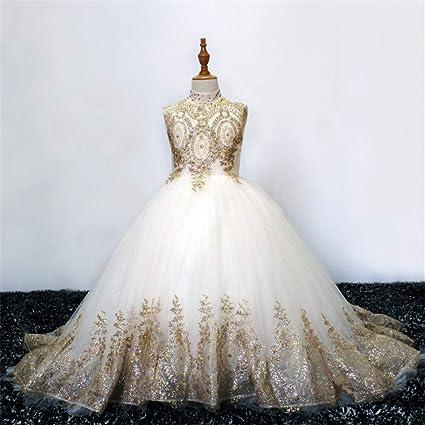Qz Vestidos Para Niñas Fiesta Vestido De Noche Para Niñas
