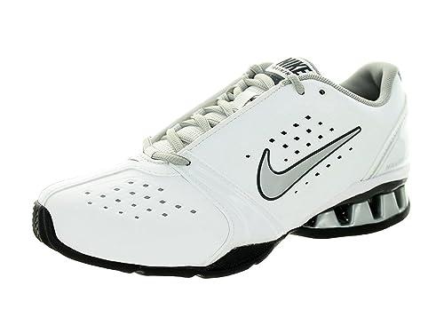 Metallic Donna Eu white Nike 43 Rockstar Bianco Silver Reax q7wXB4BH