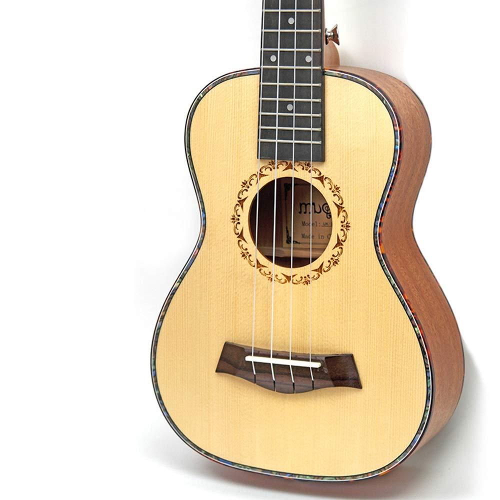 BERYLSHOP Madera Ukulele de 23 pulgadas Guitarra pequeña Ukeleles ...