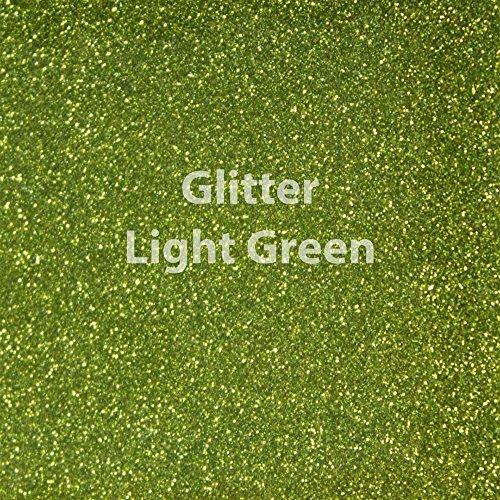 Grinch Green - Siser Glitter Heat Transfer Vinyl 20