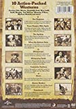 Buy Classic Westerns, 10-Movie Collection: When Daltons Rode / The Virginian / Whispering Smith / The Spoilers / Comanche Territory / Sierra / Kansas Raiders / Tomahawk / Albuquerque / Texas Rangers Ride Again