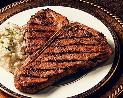 Kansas city steaks 4 18oz porterhouse steaks for Porterhouse steak