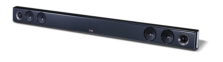 lg las260b. lg nb2430a 160w wall mountable 2.0 channel speaker bar with sontia audio technology: amazon.co.uk: tv lg las260b d
