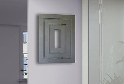 Radiador de diseño Insight 1, HxB: 80 x 60 cm, 612 Watt,