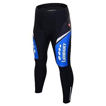 Beydodo Pantalones de Ciclismo para Hombres Traje de Montar Moto ...