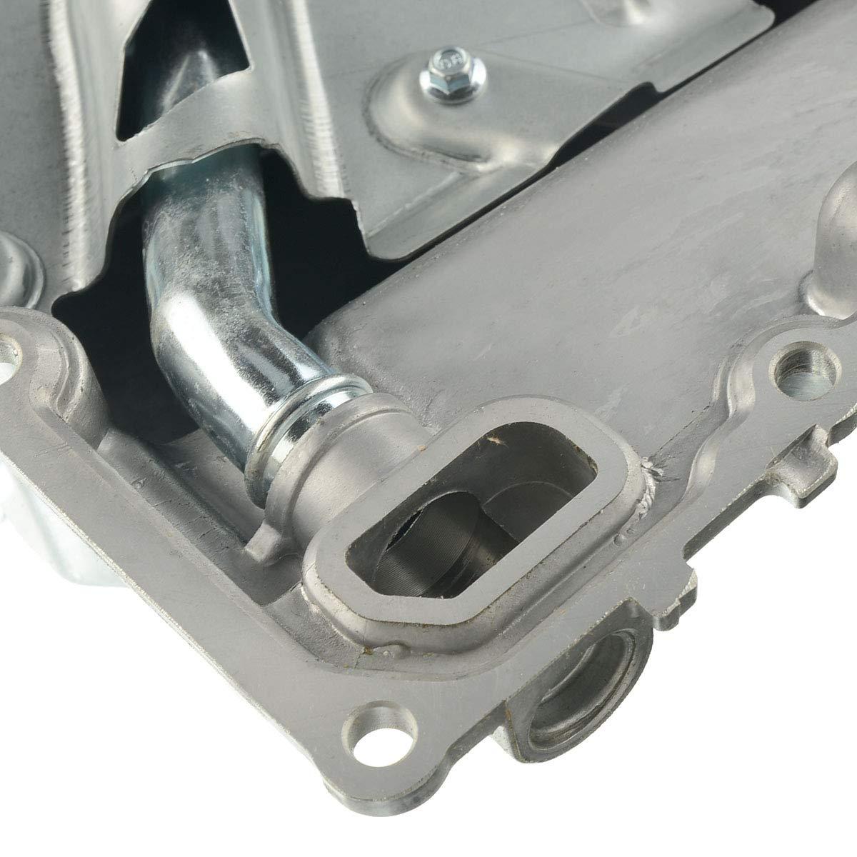 Engine Oil Pan For Chevrolet Malibu 2005 2014 Hhr Cobalt Saturn Vue Transmission Pontiac G5 G6 Ion Buick Regal Automotive