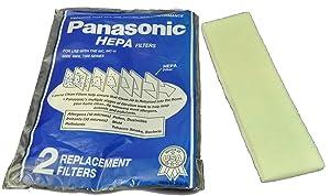 Panasonic Vacuum Cleaner Hepa Filter Model MC-V6800, 6900, 7300 Series