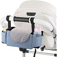 Decdeal Buggy Organiserare barnvagn förvaringsväska multifunktionell vattentät blöjväska för att organisera mammas varor