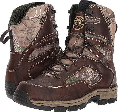 (Irish Setter Men's Havoc XT-836 Hunting Shoes, Realtree Camoflage, 10 D US)