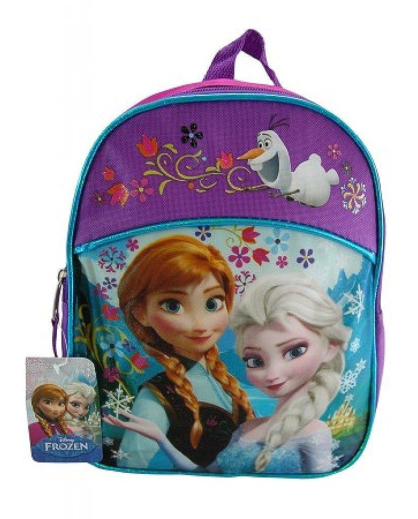 Disney Frozen Pre school Childrens Backpack Image 1