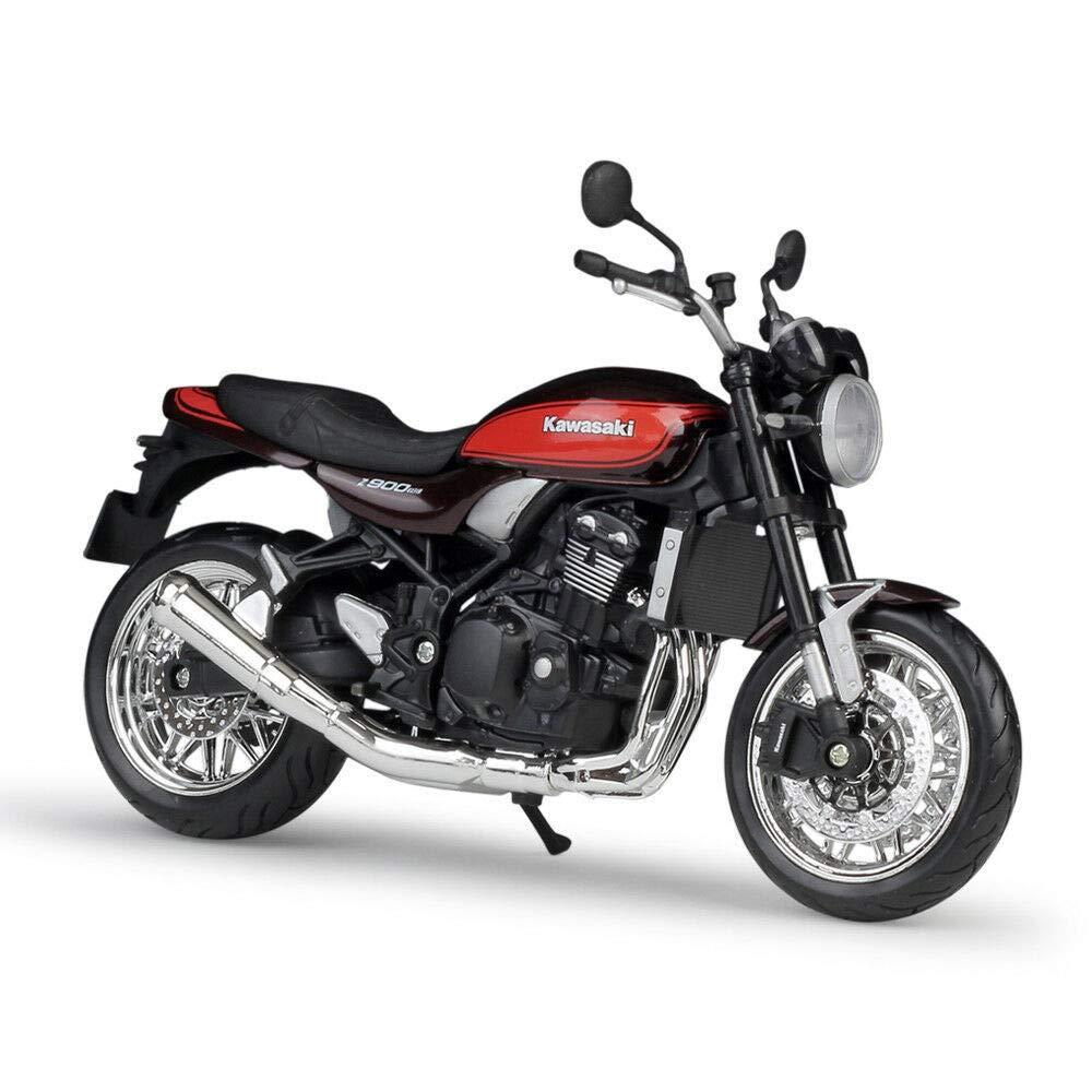 S160 Maisto 1:12 Kawasaki Z900RS Motorcycle Model New in Box Red Maisto 1:12カワサキZ900RSオートバイモデルボックスレッド B07SZCVJJ1