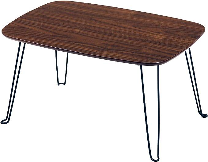 不二貿易 折りたたみ ローテーブル