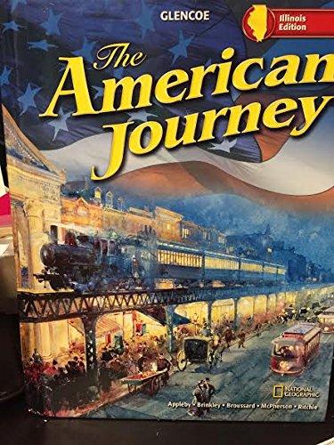 Glencoe The American Journey, Illinois Edition