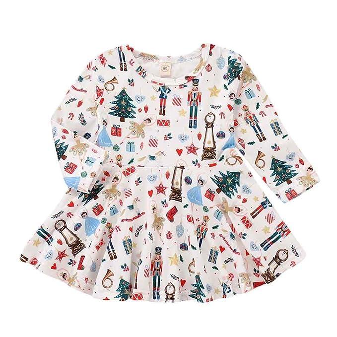 Amazon.com: Conjunto de ropa de bebé para niñas y niños, con ...