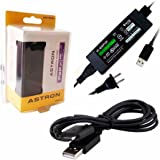 PSPgo ★ N1000 ACアダプター ★ 充電器&USBケーブルセット
