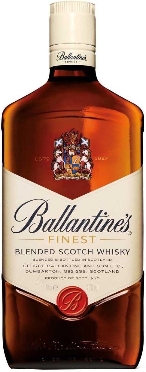 Whisky Ballantines Finest, 1L
