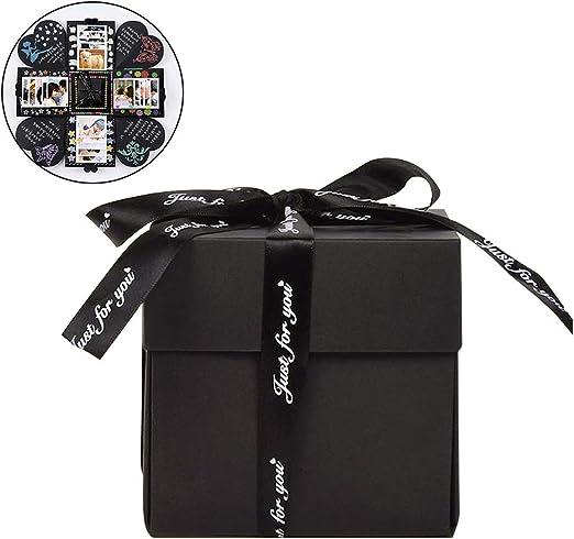 Caja de regalo de explosión creativa para álbum de fotos, álbum de ...