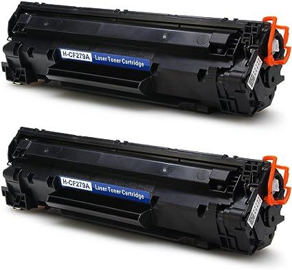 Aoioi Compatible Reemplazo para HP 79A CF279A Cartuchos de tóner ...