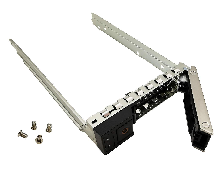 3.5'' X7K8W SAS SATA Hard Drive Caddy Tray Enclosure Compatible with PowerEdge Servers R440 R540 R640 R6415 R740 R740xd R7415 R7425 C6420 Series (14th Gen)