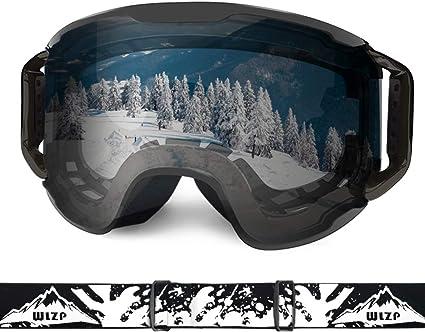 masque ski anti brouillard femme