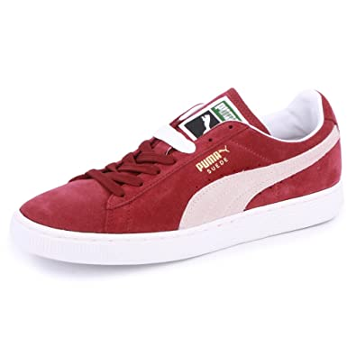 the latest 88c39 9f6b0 Puma Suede Classic 352634 75 Unisex Laced Suede Trainers ...