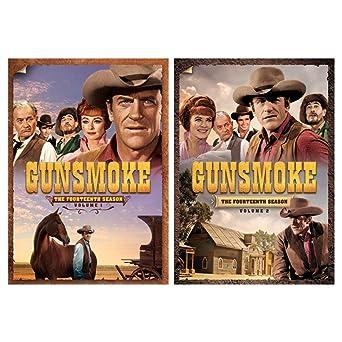 Gunsmoke: Complete Season 14 DVD Collection - All 26