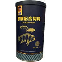 aquarium fish tank accessories fish food for cichlid 180g