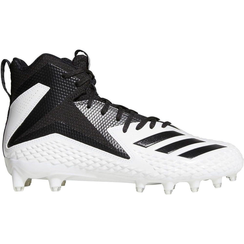 (アディダス) adidas メンズ アメリカンフットボール シューズ靴 Freak X Carbon Mid Football Cleats [並行輸入品] B07C7PKFXK 9.5-Medium