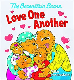 Image result for berenstain bears love one another