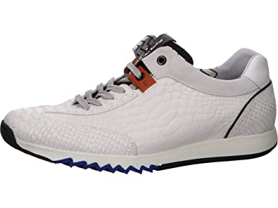 62d7c058ea Floris van Bommel Men s 137-10-90042 Trainers White Size  11 UK ...