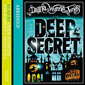 Deep Secret Audiobook