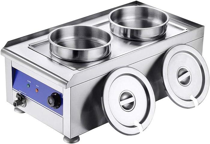 Top 10 Dual Food Warmer