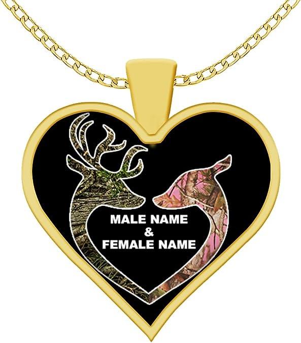 CS-DB Key Pendants Silver Necklaces Gold Animal Paw Print