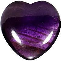 Morella piedras preciosas gema Amatista forma de corazón