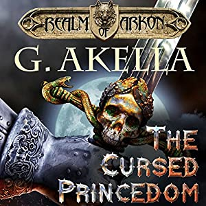 The Cursed Princedom Audiobook