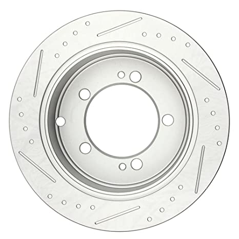 Amazon Com Brake Rotors Brakes Pads Kitseccpp 4pcs Discs Brake