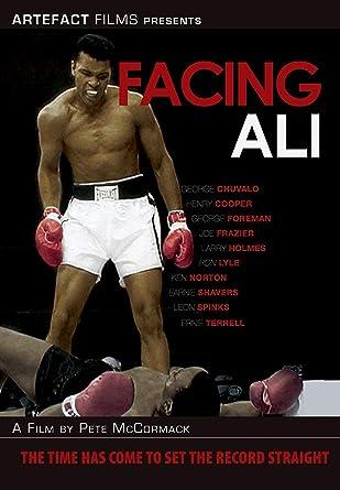 Facing Ali [DVD] [Reino Unido]: Amazon.es: Facing Ali: Cine y ...