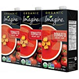 Imagine Organic Creamy Tomato Soup, 3 pk./32 oz. (pack of 6)