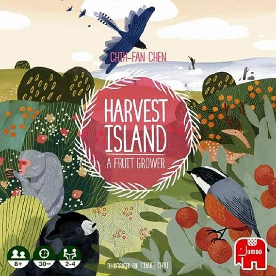 Harvest Island - Juego de Mesa [Castellano]: Amazon.es: Juguetes y ...