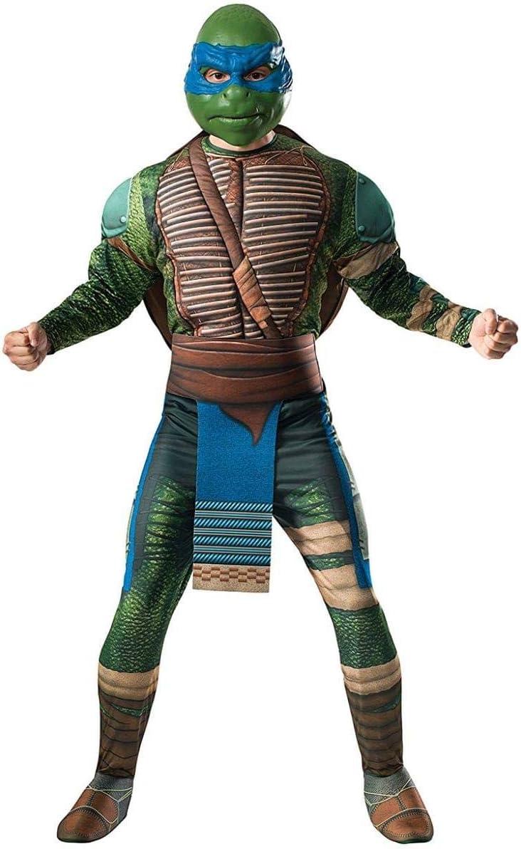 Disfraz de Leonardo Tortugas Ninja Movie para adulto - Estándar ...