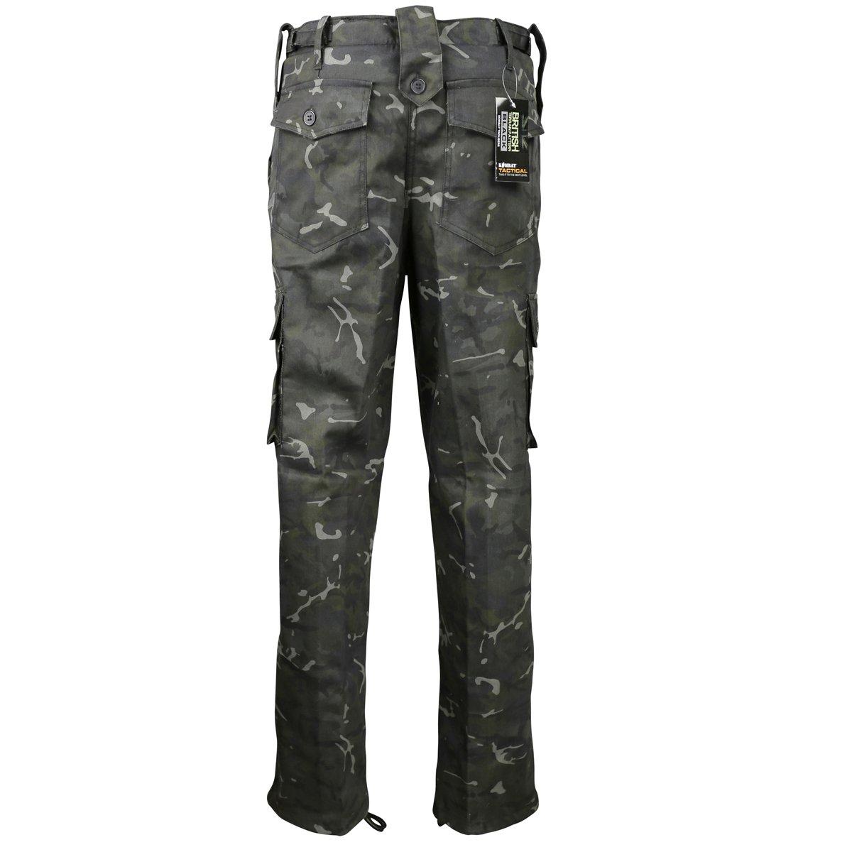 Kombat UK Mens Combat Trousers
