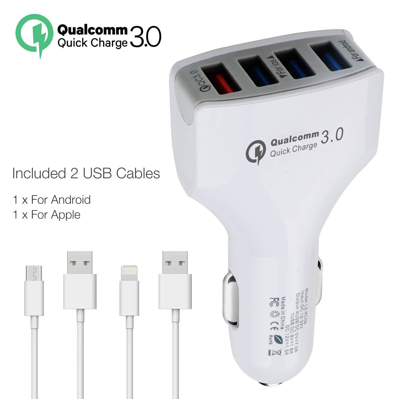 Cargador para Auto USB FAITTOO (761LQT97)