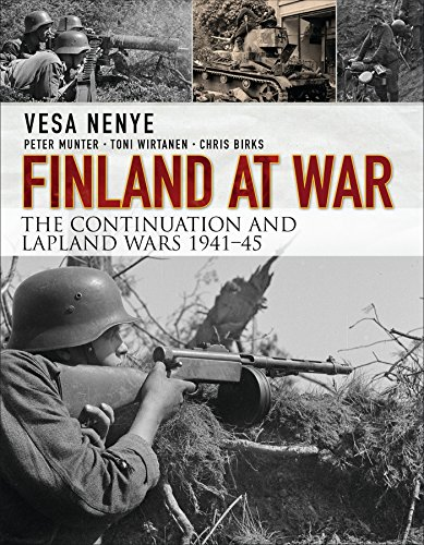 Finland at War: The Continuation and Lapland Wars 1941-45 (General Military)